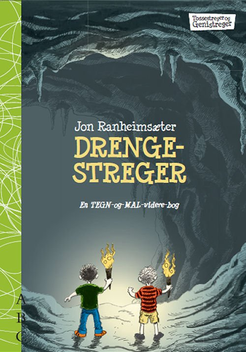 Billede af Drengestreger - Jon Ranheimsæter - Bog
