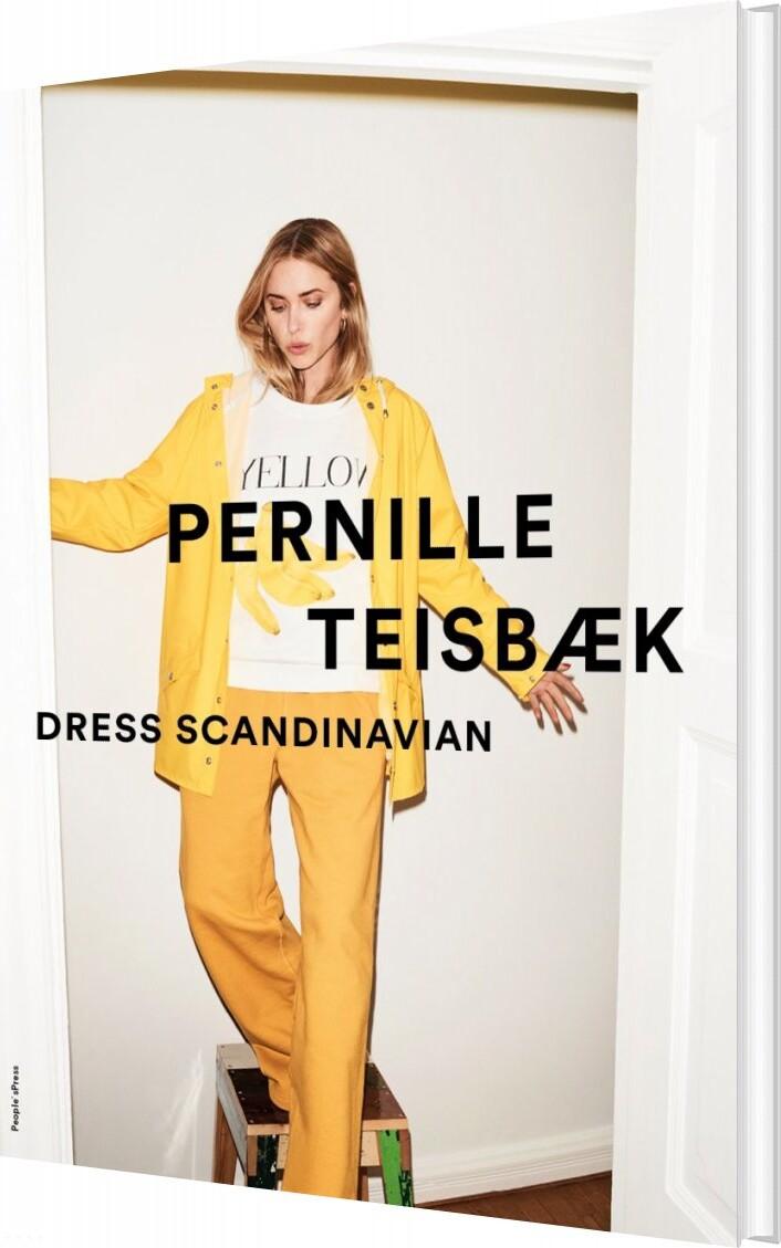 Dress Scandinavian - Pernille Teisbæk - Bog
