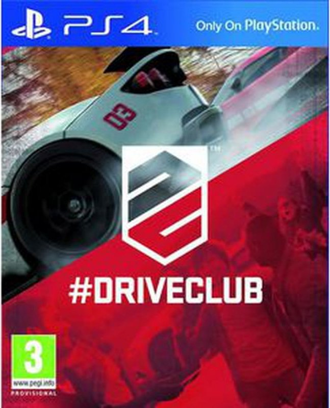 Driveclub (bundle Edition) - PS4