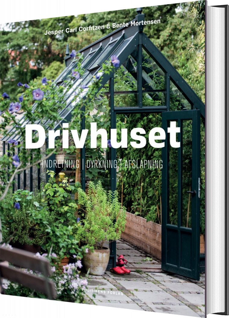 Image of   Drivhuset - Jesper Carl Corfitzen - Bog