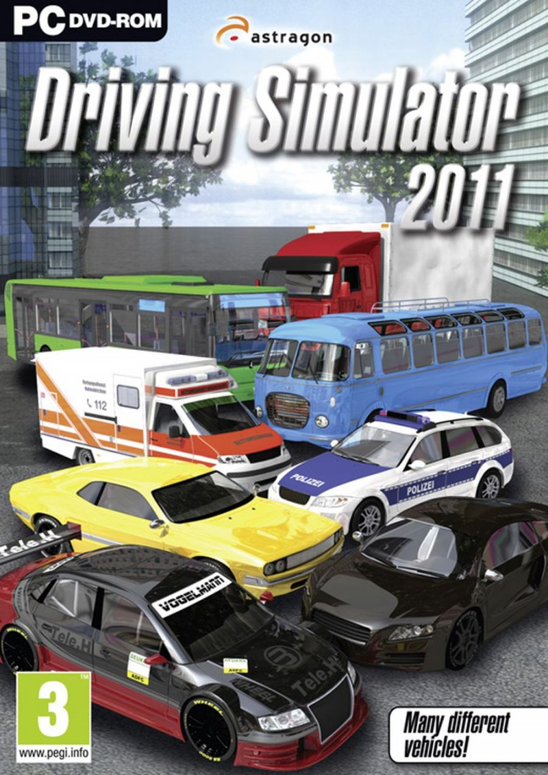 Image of   Driving Simulator 2011 - PC