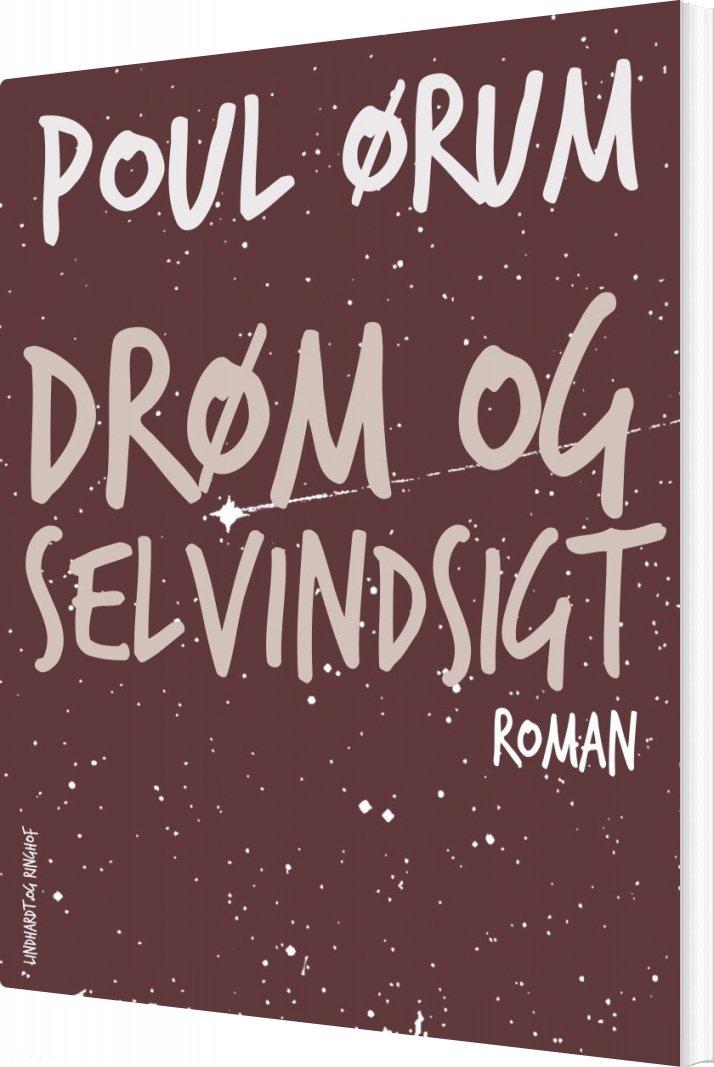 Drøm Og Selvindsigt - Poul ørum - Bog