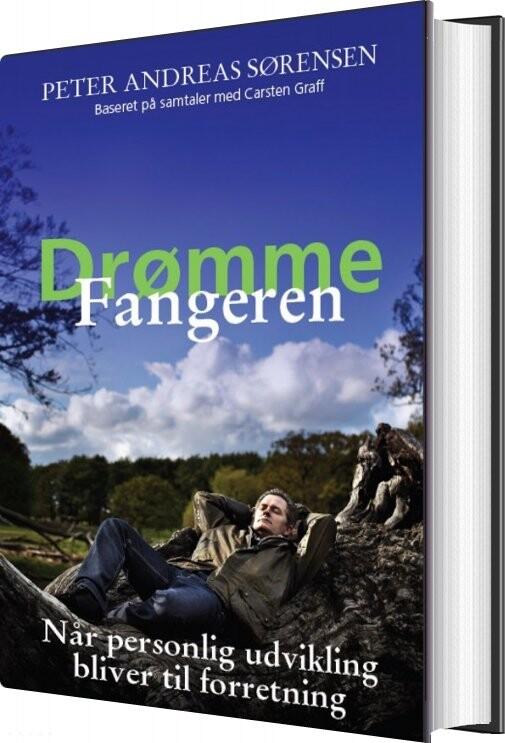 Image of   Drømmefangeren - Carsten Graff - Bog