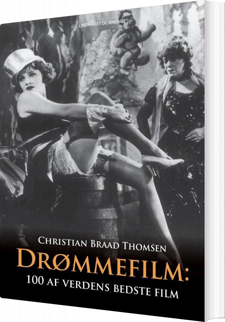 Billede af Drømmefilm - Christian Braad Thomsen - Bog