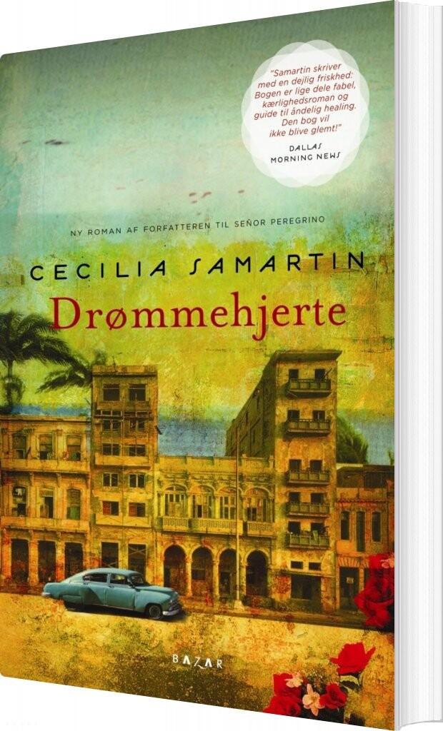 Image of   Drømmehjerte - Cecilia Samartin - Bog