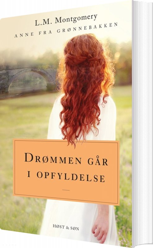 Drømmen Går I Opfyldelse. Anne Fra Grønnebakken 3 - L.m. Montgomery - Bog