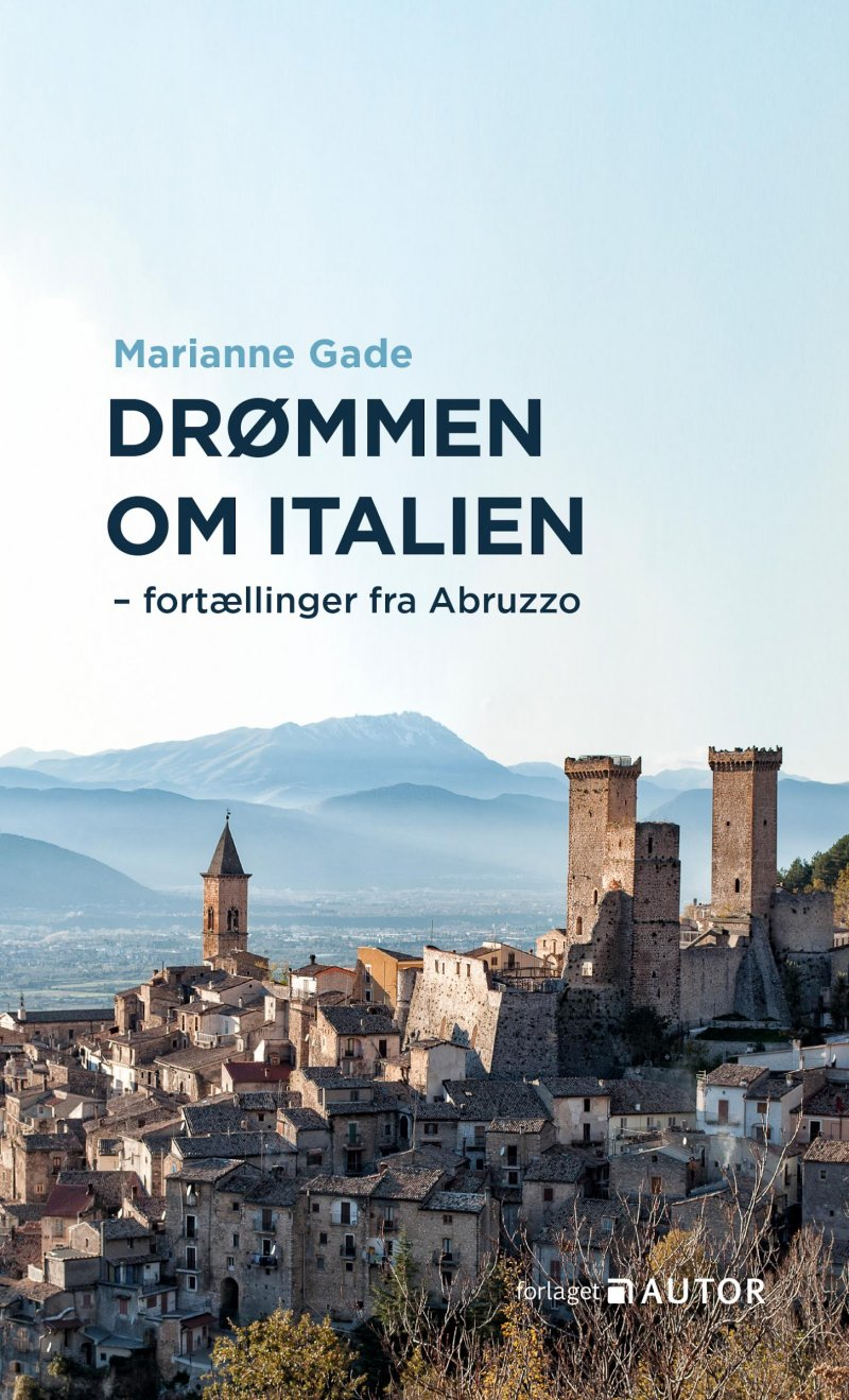 Image of   Drømmen Om Italien - Marianne Gade - Bog