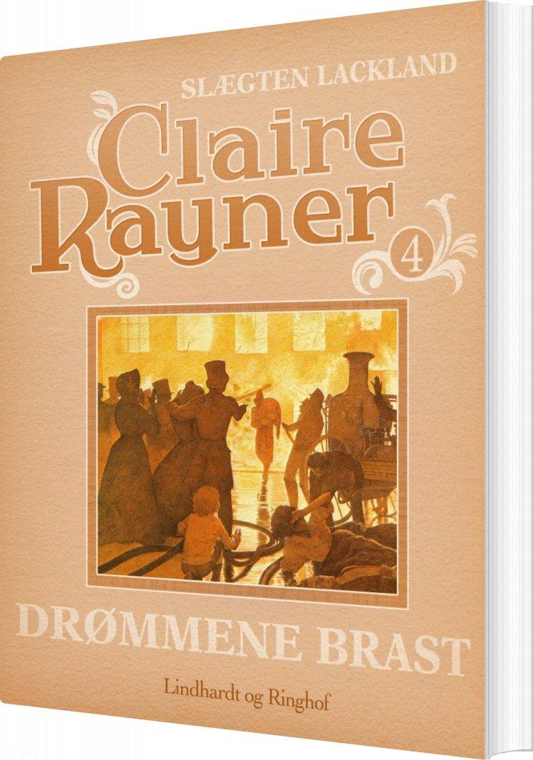Image of   Drømmene Brast - Claire Rayner - Bog