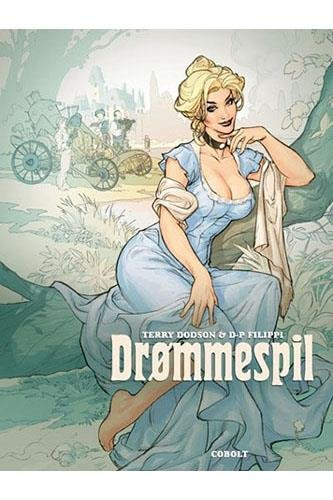 Image of   Drømmespil - Denis-pierri Filippi - Tegneserie