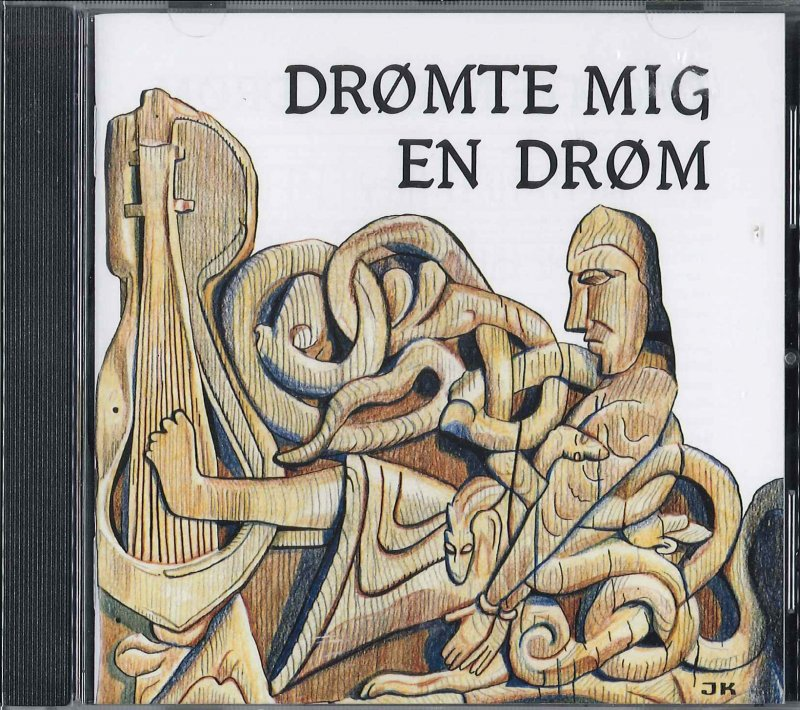 Image of   Erik Axel Wessberg - Drømte Mig En Drøm - CD