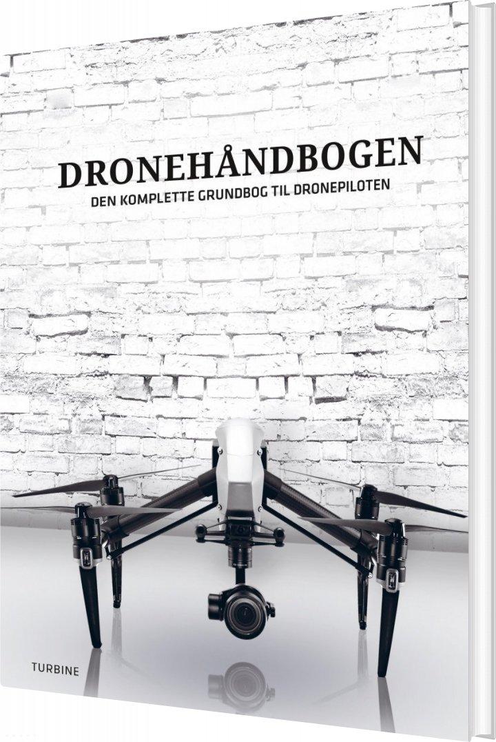 Billede af Dronehåndbogen - Lars Birkebæk Pedersen - Bog
