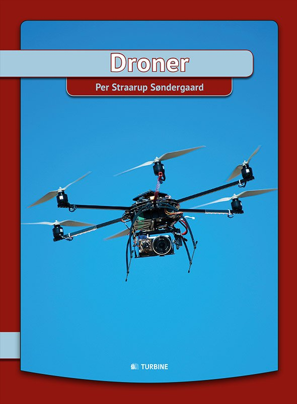 Droner - Per Straarup Søndergaard - Bog
