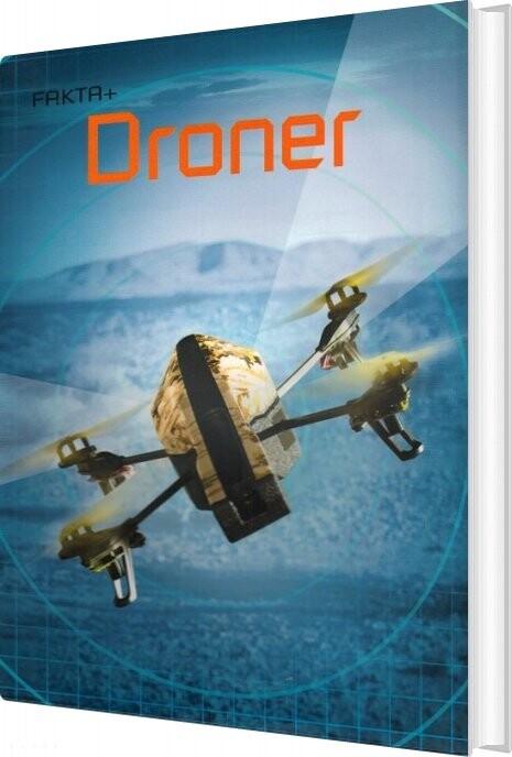 Droner - Henry Brook - Bog