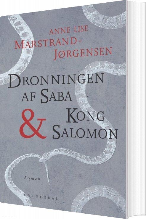 Dronningen Af Saba & Kong Salomon - Anne Lise Marstrand-jørgensen - Bog