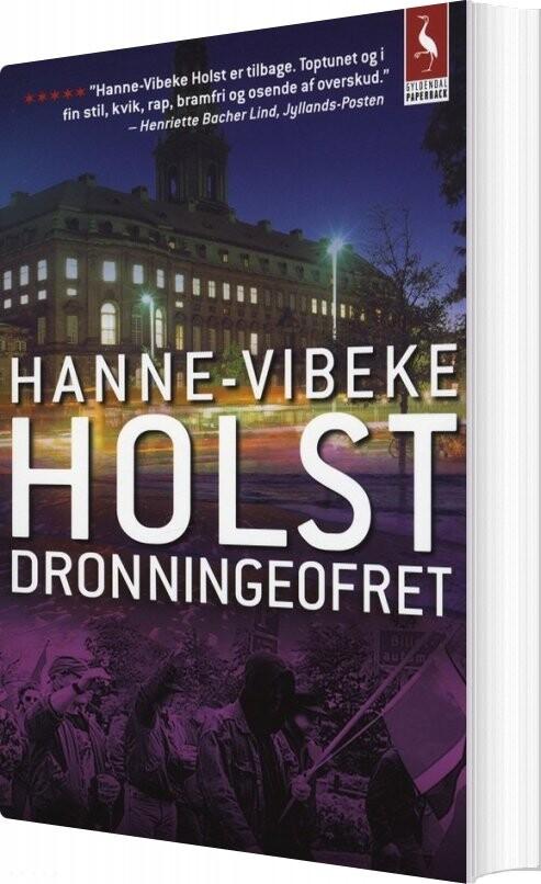 Dronningeofret - Hanne-vibeke Holst - Bog