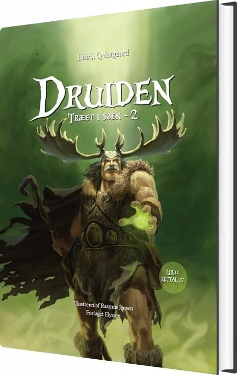 Image of   Druiden - Lise J. Qvistgaard - Bog