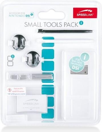Billede af Nintendo Dsi Tilbehørspakke - Small Tools Pack - Sort