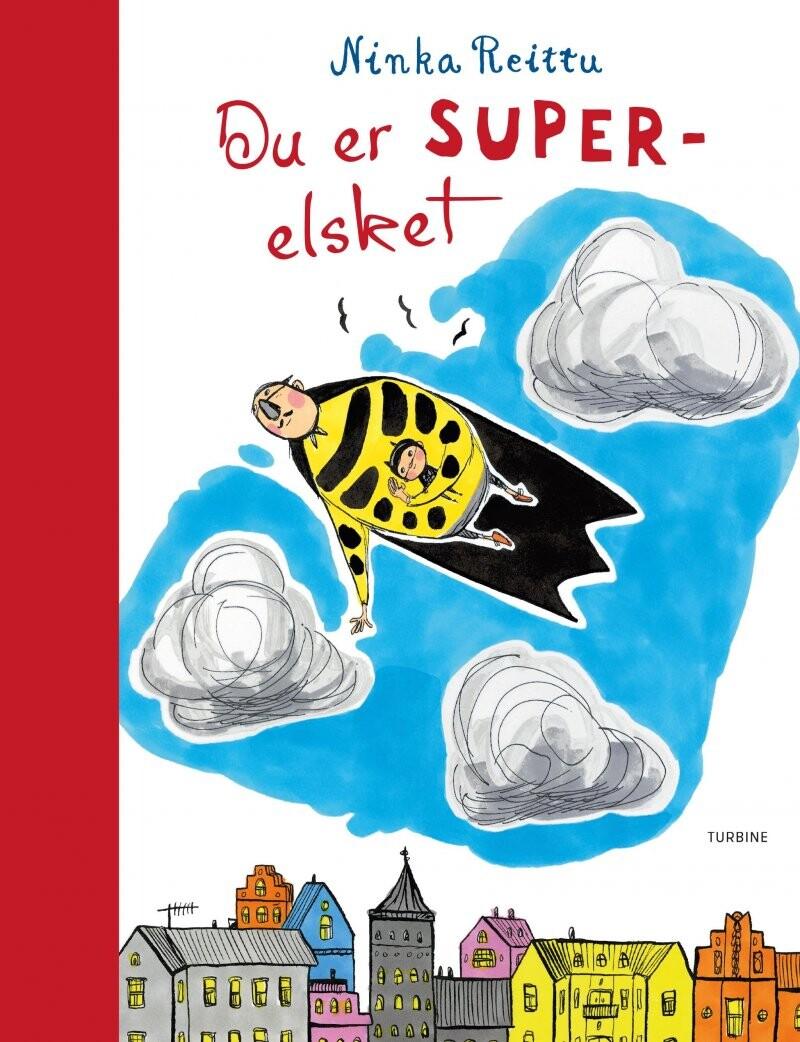 Du Er Superelsket - Ninka Reittu - Bog