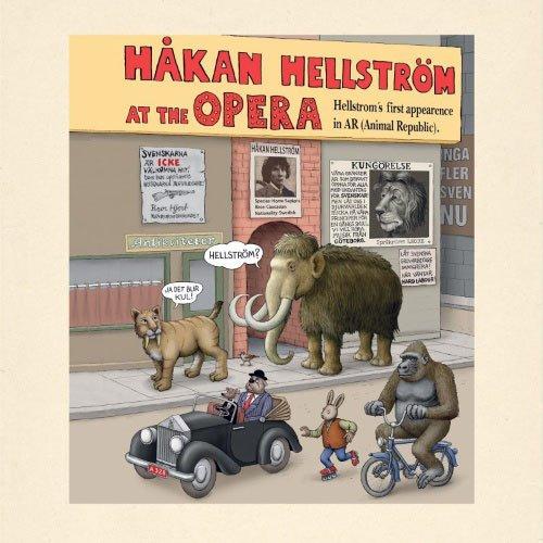 Image of   Hellström Håkan - Du Gamla Du Fria - CD