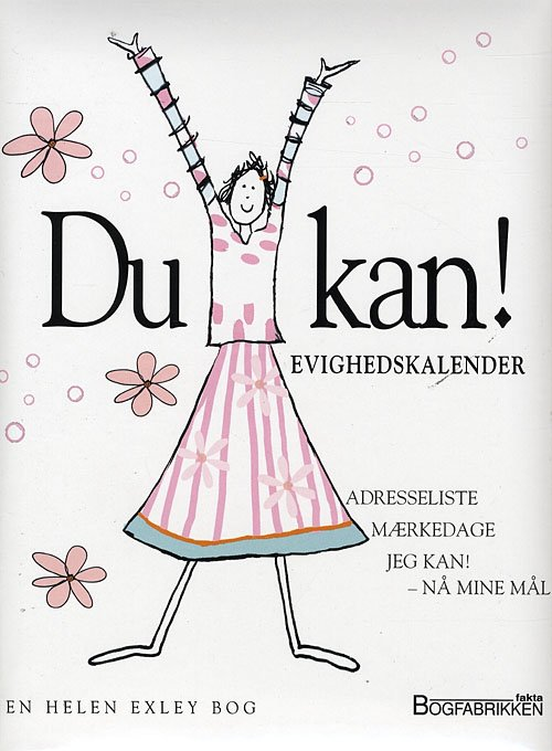 Image of   Du Kan - Evighedskalender