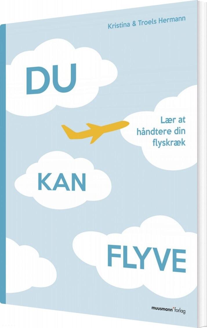 Du Kan Flyve - Kristina Hermann - Bog