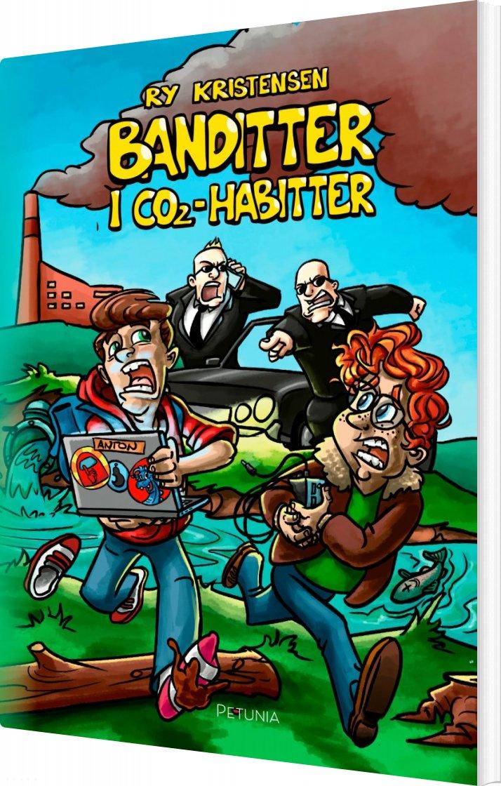 Banditter I Co2-habitter - Ry Kristensen - Bog