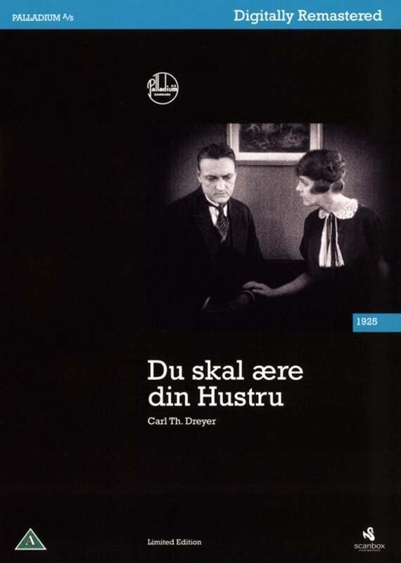Image of   Du Skal ære Din Hustru - Carl Th. Dreyer - 1925 - DVD - Film