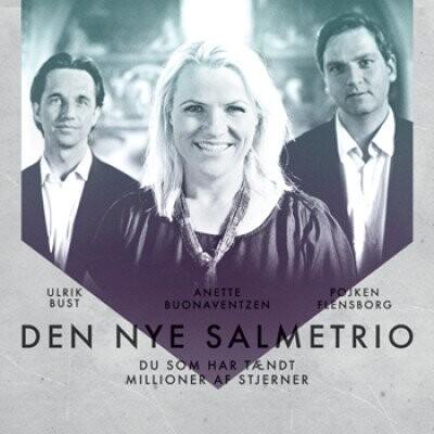 Image of   Den Nye Salmetrio - Du Som Har Tændt Millioner Af Stjerner - CD