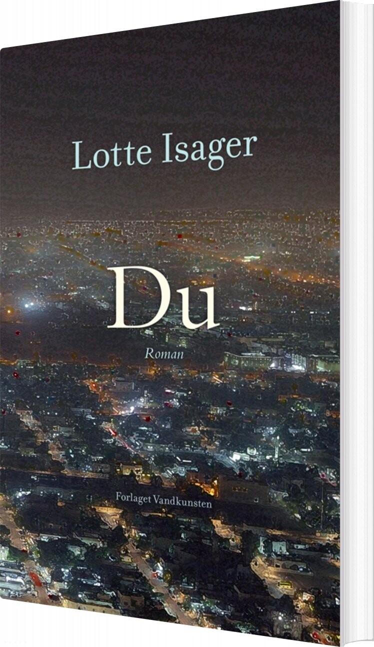 Image of   Du - Lotte Isager - Bog