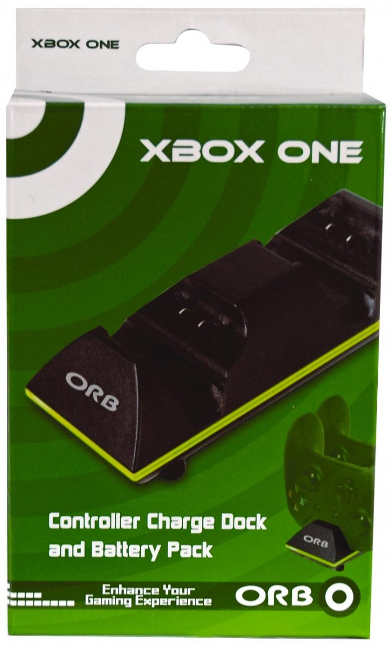 Image of   Dual Ladestation Til Xbox One - Orb