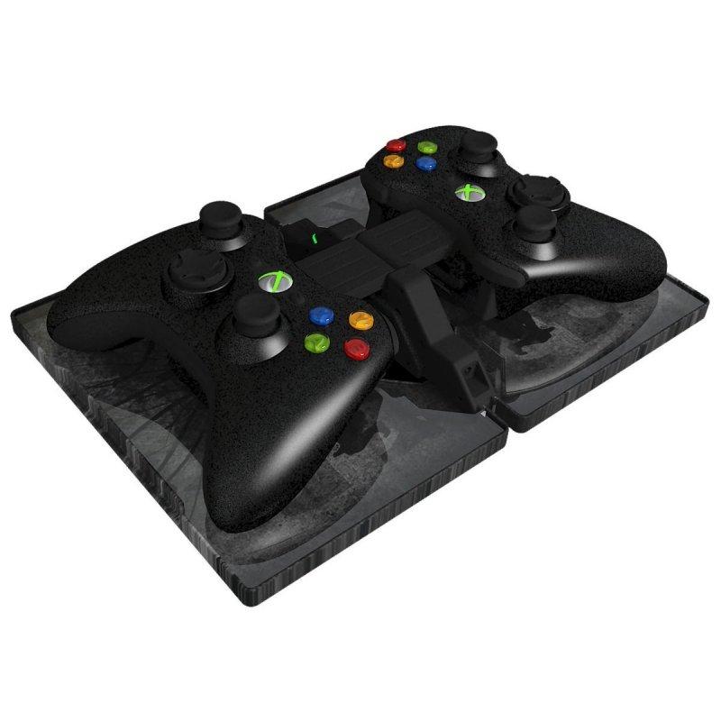 Xbox 360 Ladestation - Gioteck Dual Fuel Ammo Clip