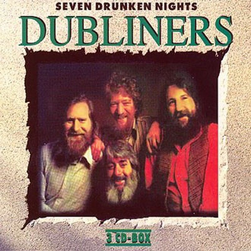 Image of   Dubliners - Seven Drunken Nights - CD