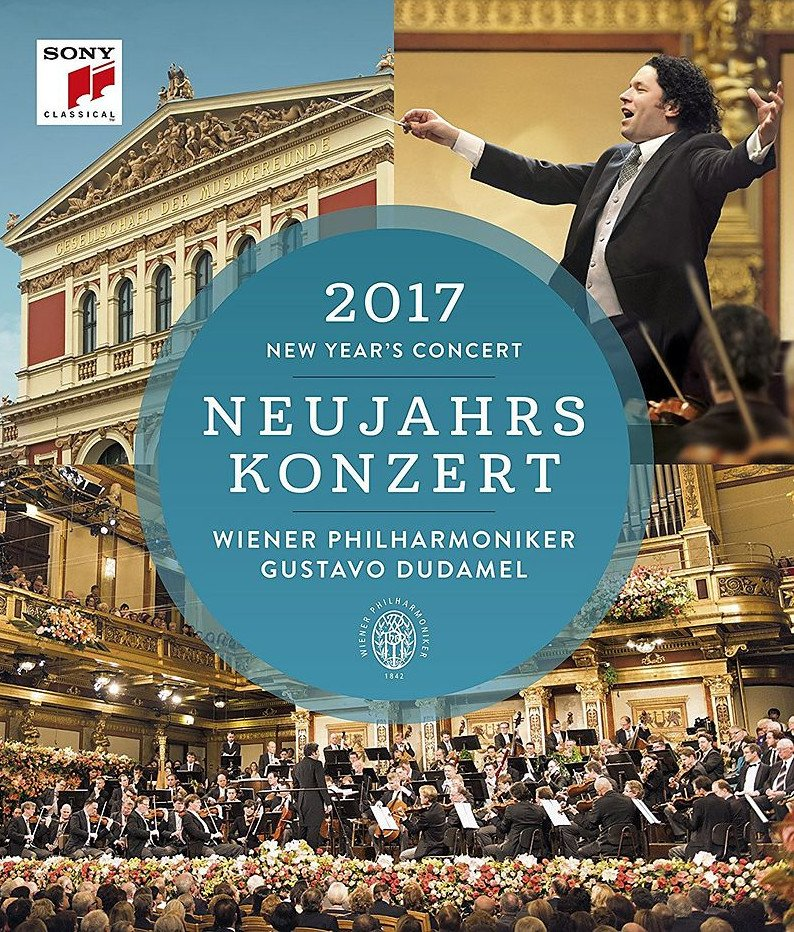 Image of   Dudamel Gustavo & Wiener Philharmoniker - Neujahrskonzert 2017 - Blu-Ray
