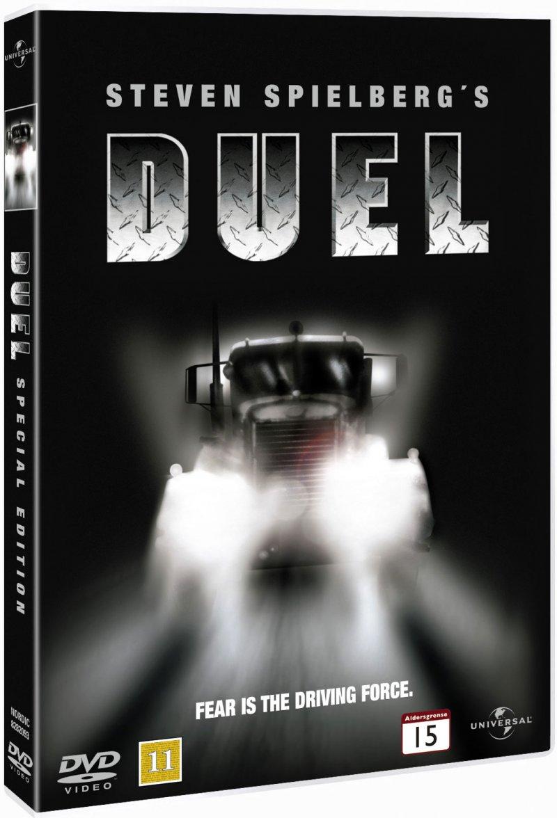 Image of   Duellen / Duel - DVD - Film