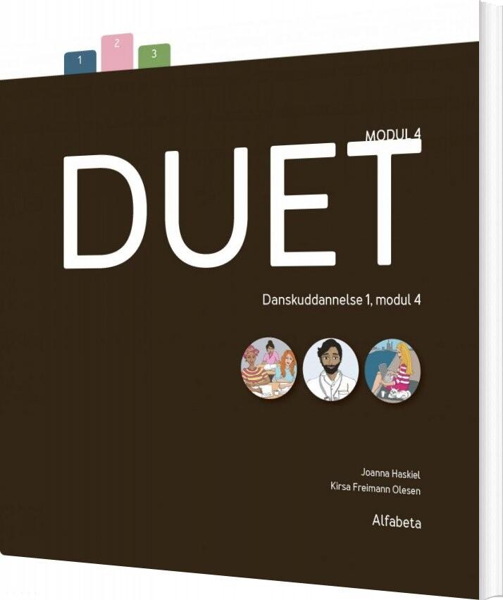 Image of   Duet 4 - Kirsa Freimann Olesen - Bog
