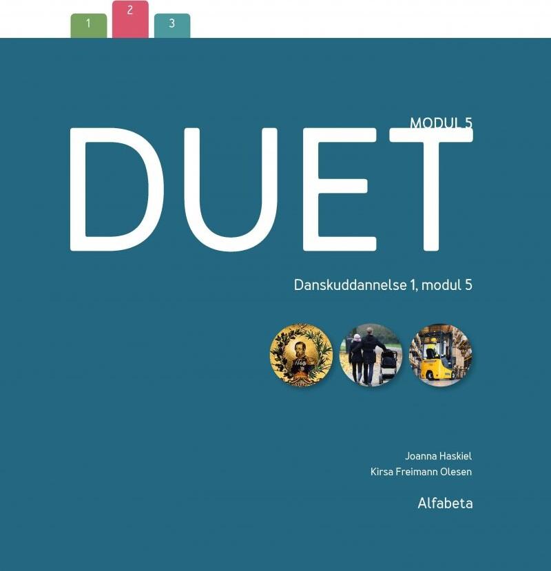 Image of   Duet 5 - Kirsa Freimann Olesen - Bog