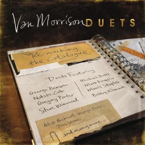 Billede af Van Morrison - Duets: Reworking The Catalog - CD