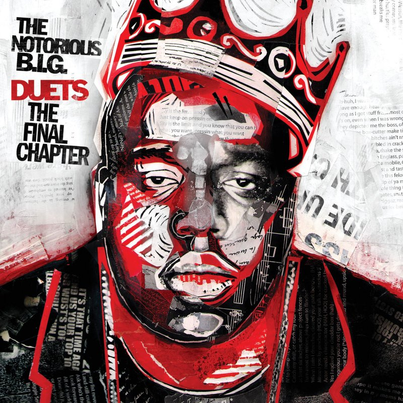 Image of   The Notorious B.i.g - Duets - The Final Chapter - CD