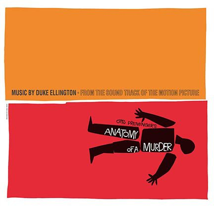 Image of   Duke Ellington And His Orchestra - Anatomy Of A Murder Soundtrack - Vinyl / LP