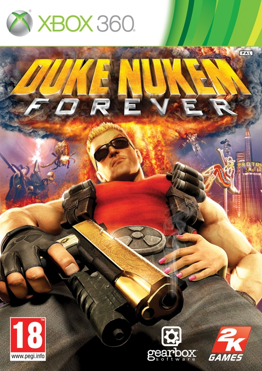 Duke Nukem Forever Kick Ass Edition - Xbox 360