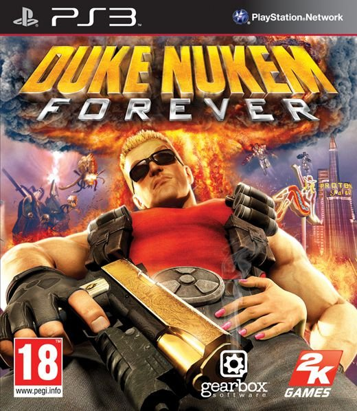 Image of   Duke Nukem Forever - PS3