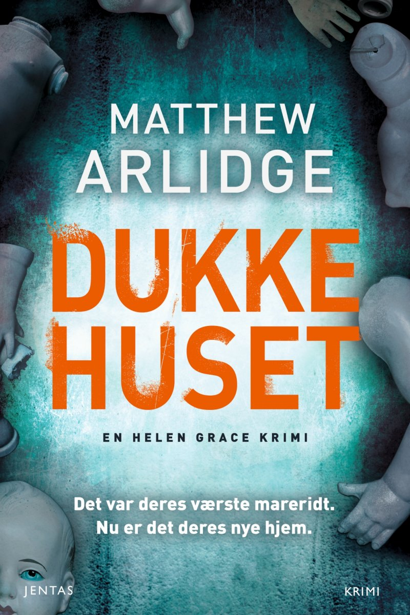 Image of   Dukkehuset - Matthew Arlidge - Cd Lydbog