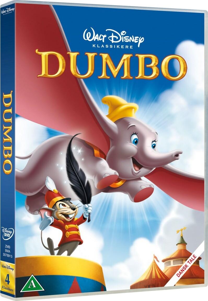 tilbud disney dvd
