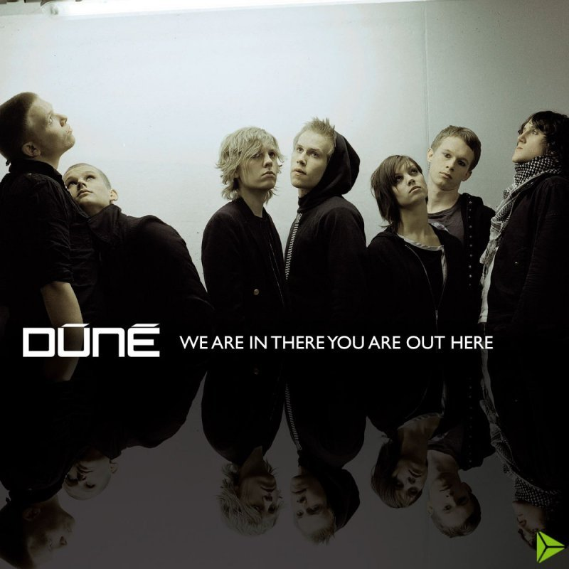 Image of   Dune - We Are In There You Are Out Here - CD