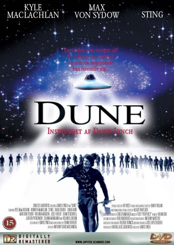 Image of   Dune - DVD - Film