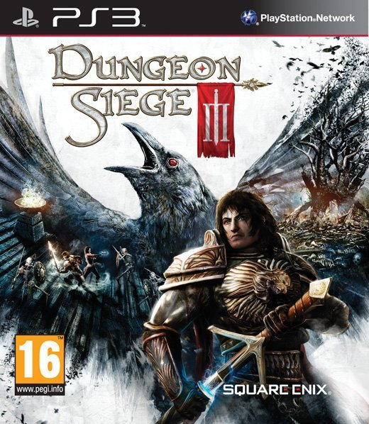 Image of   Dungeon Siege Iii (3) - PS3