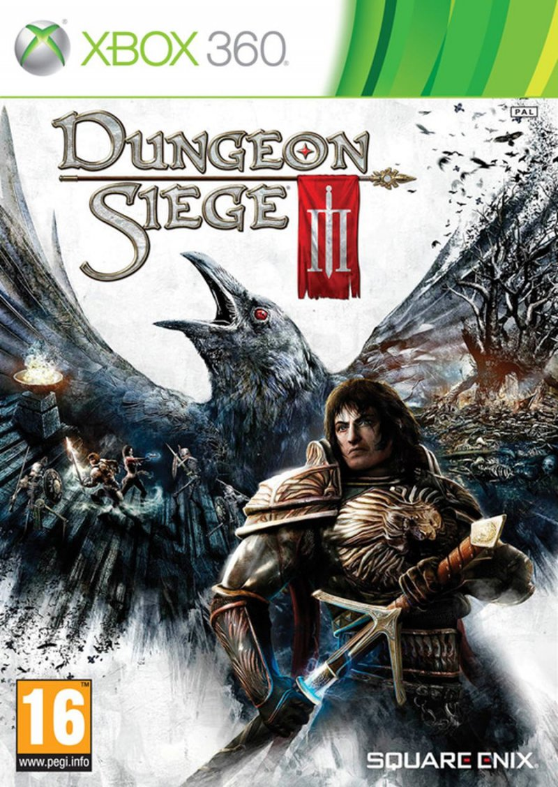 Image of   Dungeon Siege Iii (3) - Xbox 360