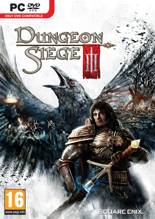 Image of   Dungeon Siege Iii (3) (nordic) - PC