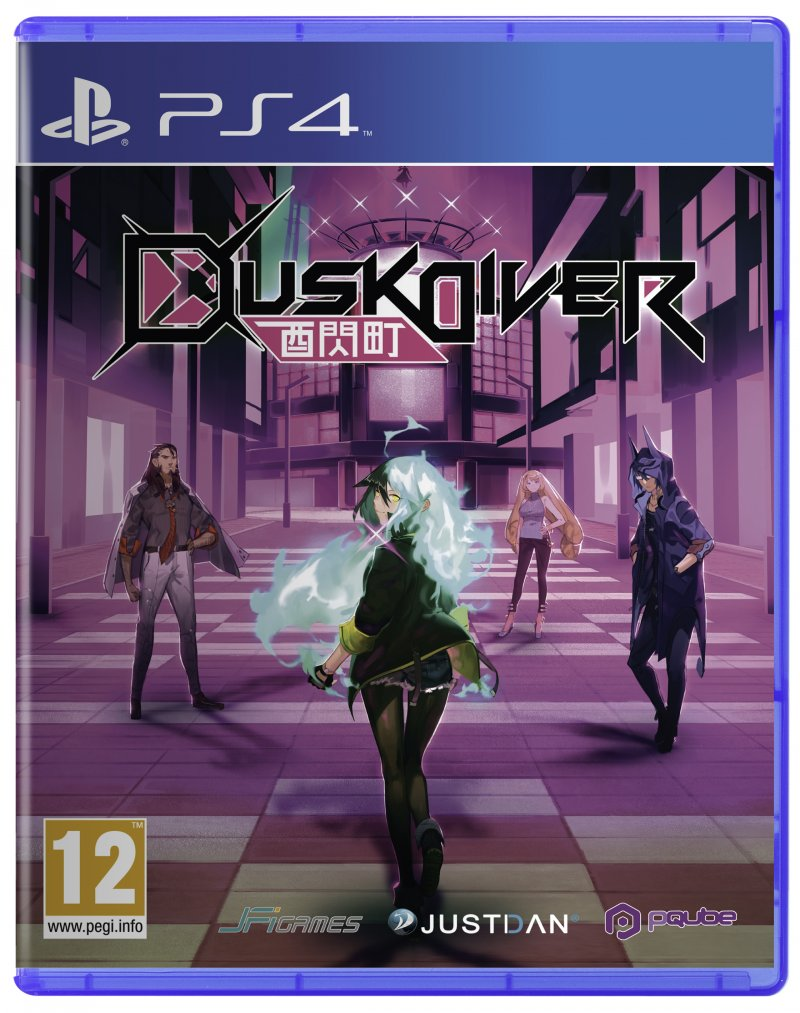Image of   Dusk Diver - Day One Edition - PS4