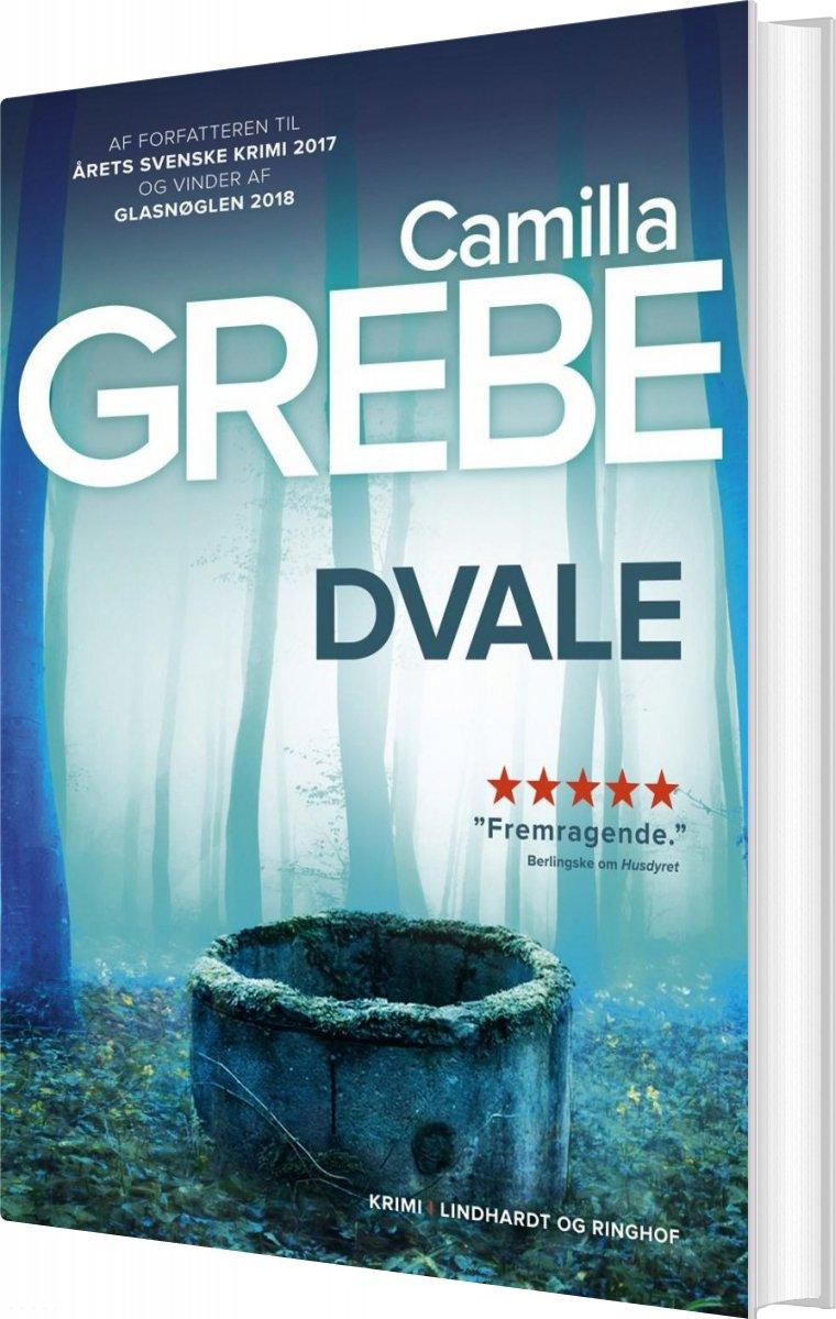 Nye Dvale Af Camilla Grebe → Køb bogen billigt her LD-29